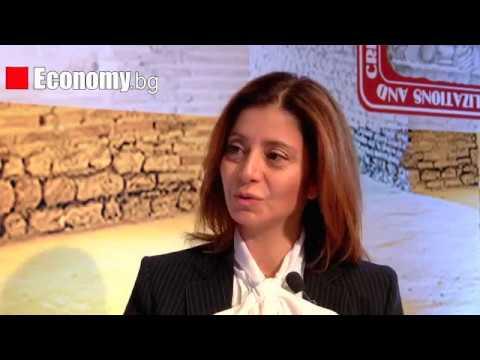 HRH Princess Dana Firas Interview with Economy.bg P4