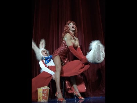 Legendary theater from Russia , Evdokimov show theater, presents new performance - Who Framed Roger Rabbit Шоу театр Анатолия Евдокимова This is ...