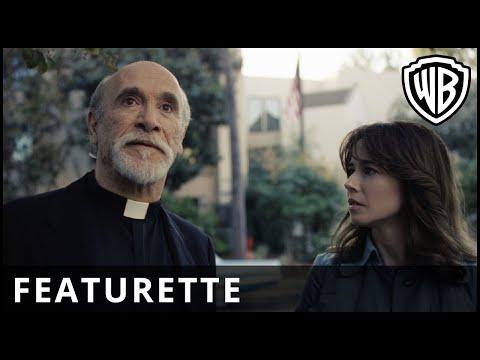 The Curse of La Llorona - Faith featurette - Official Warner Bros. UK