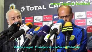JSKabylie – RSBerkane : Les déclarations après le match