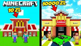 Roblox Building My Own Mcdonalds Minecraftvideos Tv