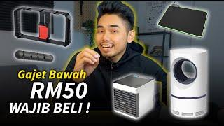 Gajet PALING BERGUNA Bawah RM50 Dekat Shopee Dan Lazada : WAJIB BELI !