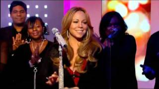 """Mariah Carey  Live At """"This Morning""""  I Want To Know What Love Is   26 11 2009"""