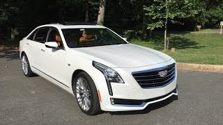 2016 Cadillac CT6 3.0TT – Redline: Review