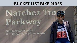 Bucket List Bike Rides - Natchez Trace - Ridgeland Mississippi