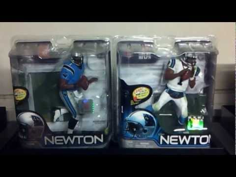 McFarlane NFL Carolina Panthers