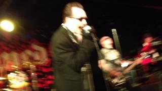 The DAMNED Lively Arts Asbury Park NJ 11/1/2014