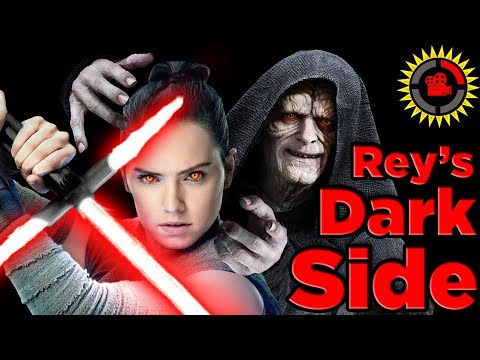 Film Theory: Rey is the Next Darth Vader! (Star Wars Episode 9 The Rise of Skywalker)