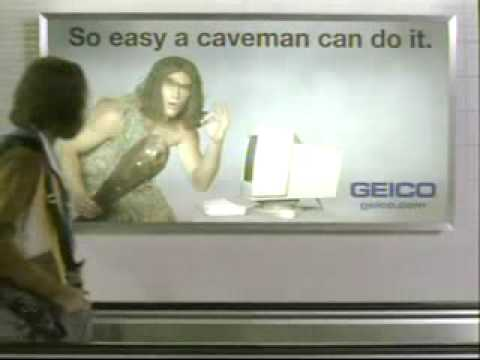 GEICO Commercial (2009) (Television Commercial)