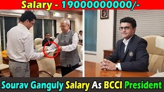 Who is president of bcci