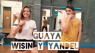 GUAYA - Wisin & Yandel | Choreography
