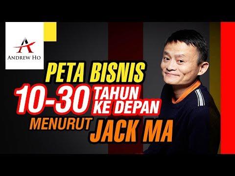 Peta Bisnis 10 s/d 30 tahun ke depan menurut Jack Ma   Video Motivasi Bisnis