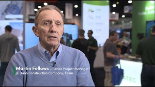 Giatec – SmartRock™ with Martin Fellows, Senior Project Manager at JE Dunn Construction Company