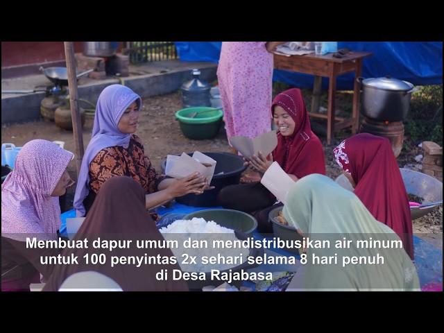 Respons YAKKUM di Lampung
