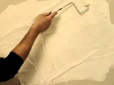 Wall Paint Technique Tissue By Sherwin Williams My