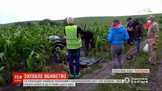 Братья задушили пожилого мужчину и закопали его тело в кукурузном поле