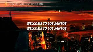 MC Eiht & Freddie Gibbs - Welcome to Los Santos feat. Kokane (Lyrics)