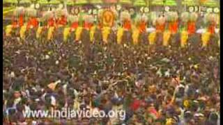 Thrissur Pooram - The grandest spectacle of Kerala
