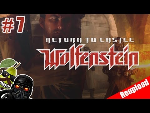/CZ Co-op REUPLOAD\ Return to Castle Wolfenstein Part 7  - Tesla zbraň