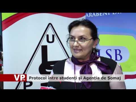 Protocol între studenți și Agenția de Șomaj
