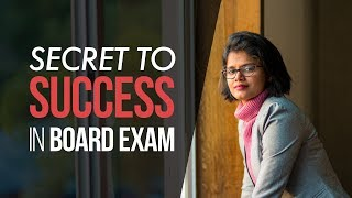 Secret to Success in Board Exams | Student Motivational Video