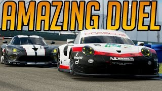Forza 7 An Amazing Duel!