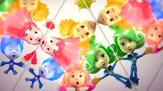 Песенки для детей - Калейдоскоп - Фиксипелка из мультфильма Фиксики