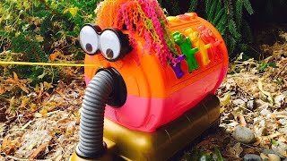 NOO NOO TOY Teletubbies Candy and Halloween Adventure!