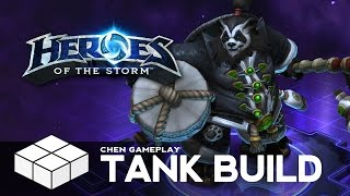 Heroes of the Storm #27 - Chen - Tank Build