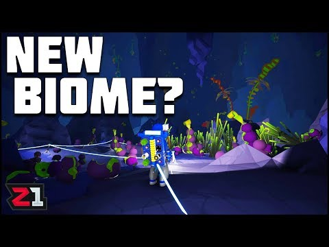 Exploring NEW BIOME On Vesania ?! Digging A Lithium Mine ! Astroneer Gameplay | Z1 Gaming