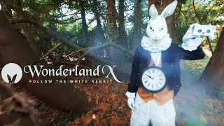 Mad Hatters Tea Party (VR 180) - Wonderland X -  Chapter 4