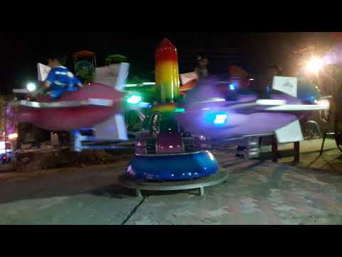 Aeroplane MGR Kids Ride