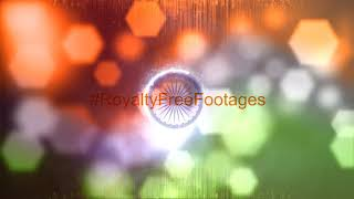 Indian flag video effects, Independence Day background video, 74th Independence Day 15 August 2021