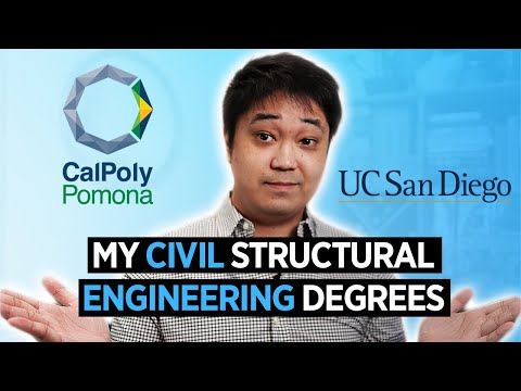 My Civil Structural Engineering Degrees (B.S. & M.S.) In 20 Minutes