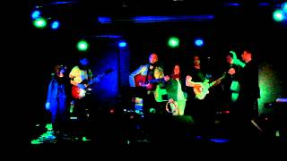 The Lurkers feat. Brett Farkas - So This is Christmas  - The Satellite - 12/17/2013 - 3 of 3
