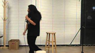 Bookworm Bakery & Cafe Presents Comedy Night 03_23_2012 Video 9.MP4