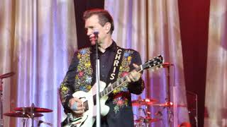 Chris Isaak - Speak of the Devil (Live - Mayo Arts Center Morristown NJ August 2017)