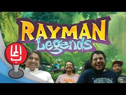 كورة قدم بعنف! Rayman Legends