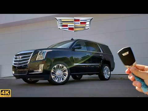 External Review Video qfNrlHb_niw for Cadillac Escalade Full-Size SUV (4th Gen)