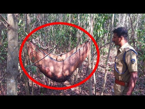 Top 5 Creepiest Things Found In The Woods