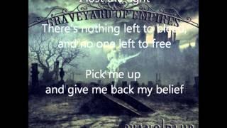 Evans Blue - Live to Die Lyrics