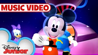 Space Hot Dog Dance | Mickey Mouse Clubhouse | Disney Junior