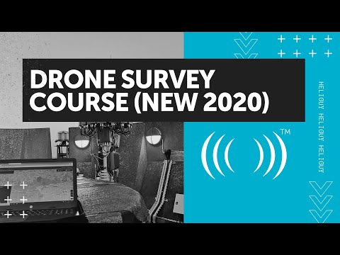 Drone Surveying Course: Professional Aerial Mapping Course ...