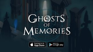 Ghosts of Memories - Trailer - Adventure Puzzle Game