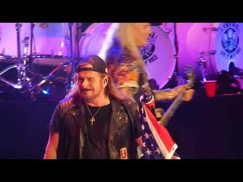 Sweet Home Alabama - Lynyrd Skynrd - PNC Arts Center - Holmdel, NJ - 06/22/18