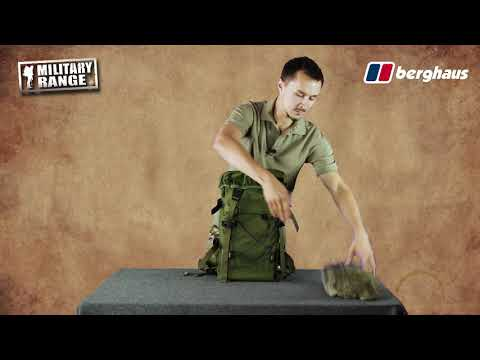 Batoh BERGHAUS MUNRO II - Military Range CZ/SK