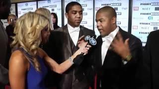 2012 Celebrity Fight Night: Massey Brothers