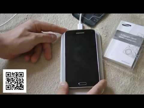 Samsung Galaxy S5 EP-CG900IBEGWW Lade-Case mit kabellose induktive Aufladen