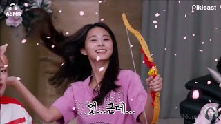 Tzuyu being Cupid with hair flip🌟