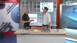 WERKZEUG TV #55 - Säbelsägeblätter für Faserdämmstoffe und Stichsgeblätter für Kunststoffe - Bosch